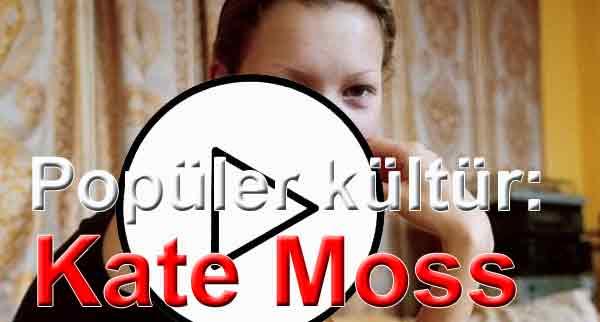 Popüler kültür Kate Moss