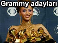 Grammy 2015 adaylar�